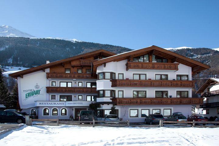 Hotel Erhart.