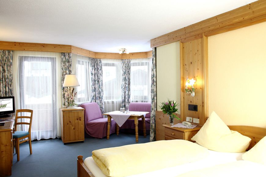 Hotel Erhart - Apartment - Sölden