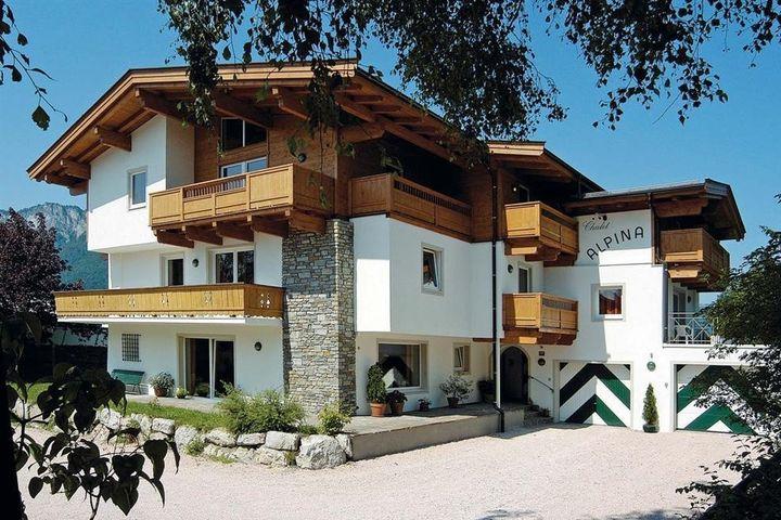 apartment house chalet alpina
