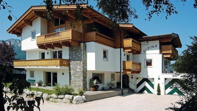 Appartementhaus Chalet Alpina