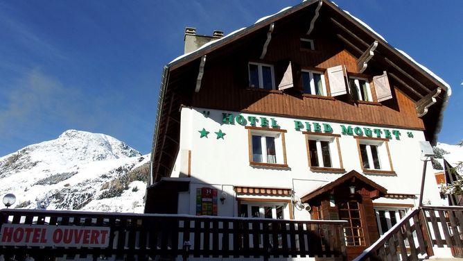 Hotel Le Pied Moutet