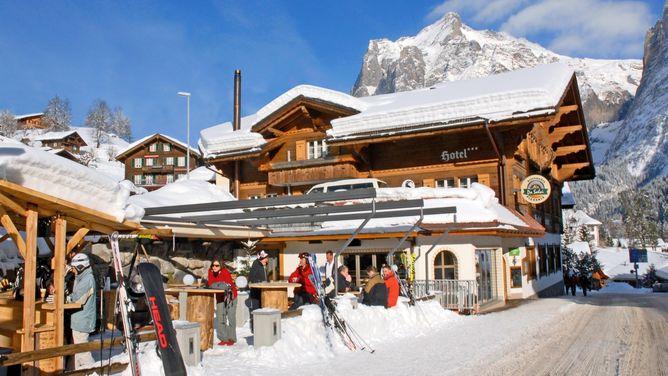Unterkunft Hotel Steinbock, Grindelwald,