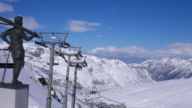 Ski de fondo andorra