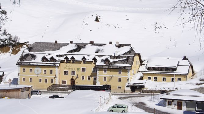 Hotel Tauernhaus Wisenegg