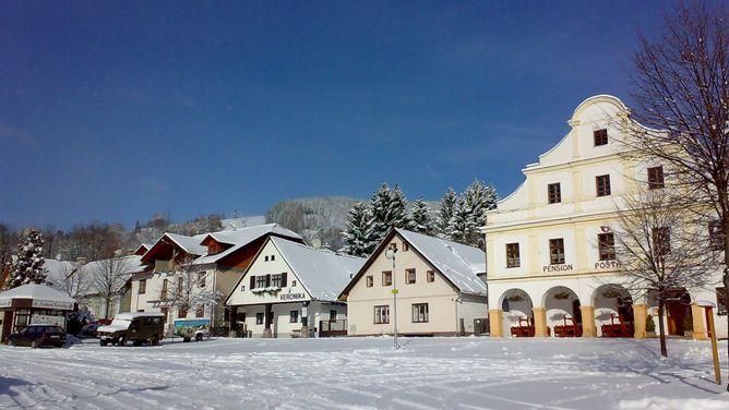 Unterkunft Hotel Posta, Černý Důl ,