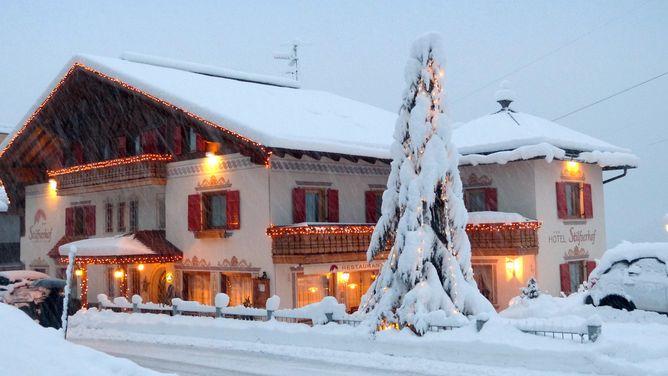 Unterkunft Hotel Stilfserhof, Stilfs,