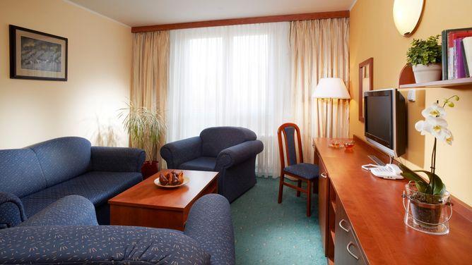 Accommodation in Olomoucký