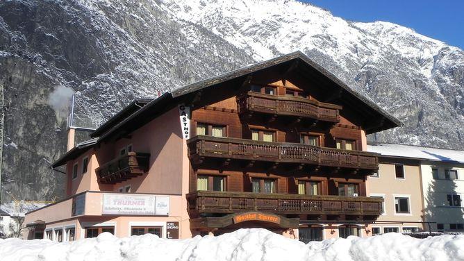 Unterkunft Hotel Thurner, Zams,