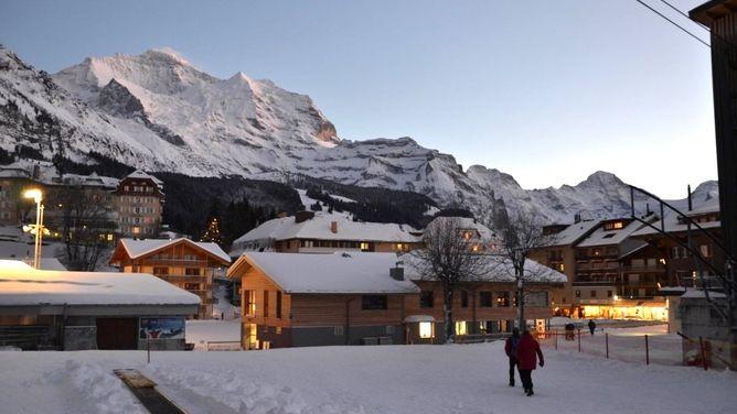 location ski wengen