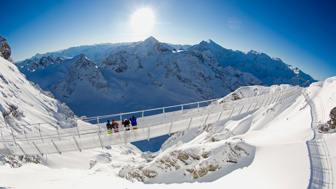 Ski holidays Engelberg ski deals cheap ski packages lift pass