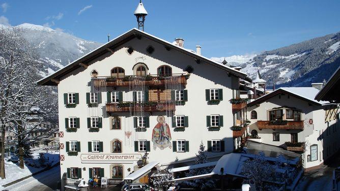 Unterkunft Alpenhotel Kramerwirt, Mayrhofen (Zillertal),