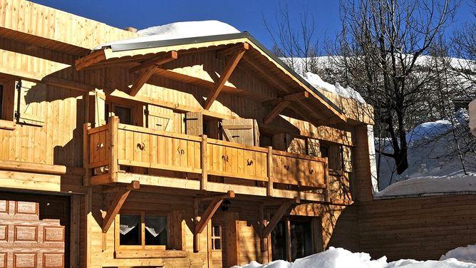 Unterkunft Chalet De Marie, Les 2 Alpes,