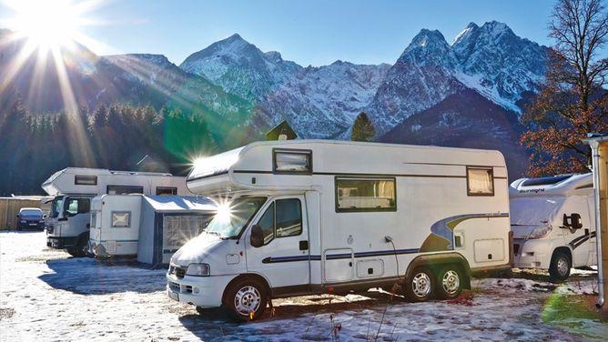 Unterkunft Camping Zugspitze (Stellplatz), Grainau,