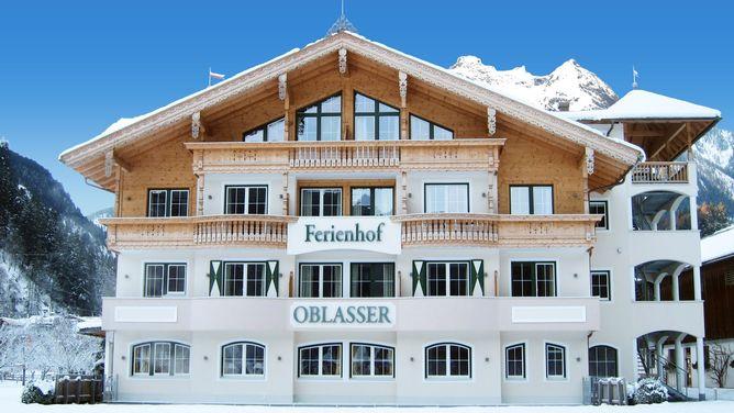 Hotel Garni Oblasser