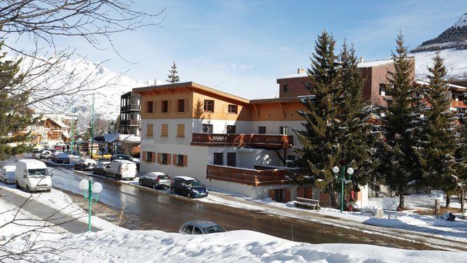 Unterkunft Résidence Edelweiss, Les 2 Alpes,