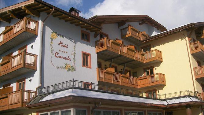 Unterkunft Hotel Canada, Pinzolo,