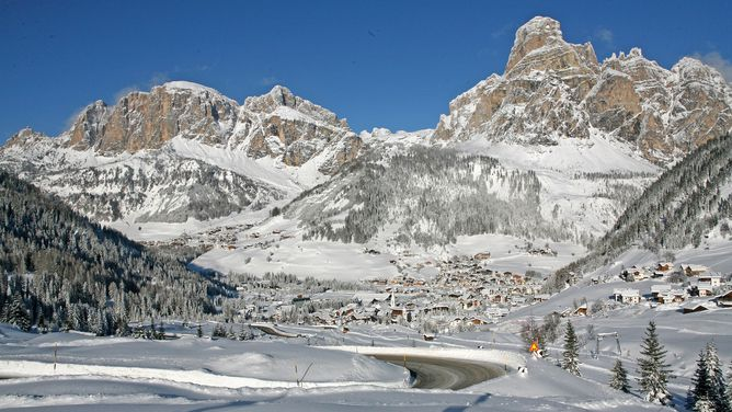Snowpark Alta Badia Snowpark Corvara - snowboard vacanza ...