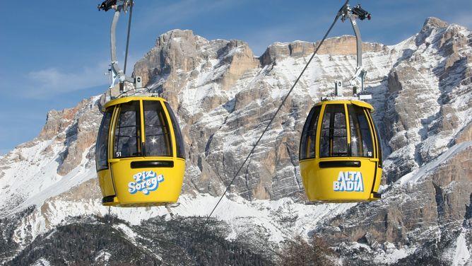 Comprensorio Corvara - Valutazione Skicarosello dell\'Alta Badia ...