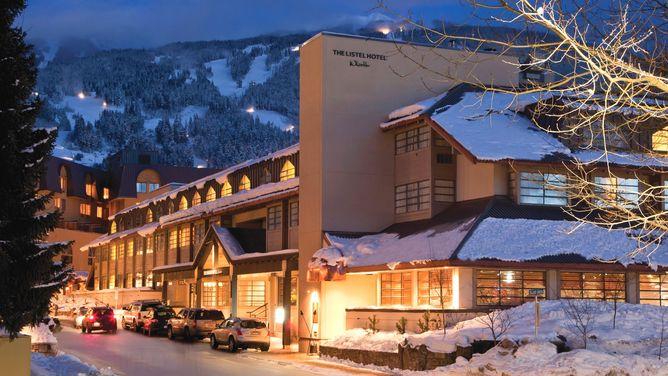 The Hotel Listel Whistler