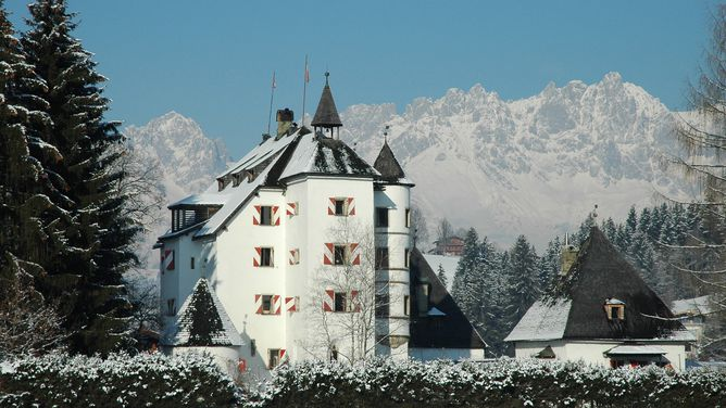 Unterkunft Hotel Schloss Münichau, Kitzbühel,