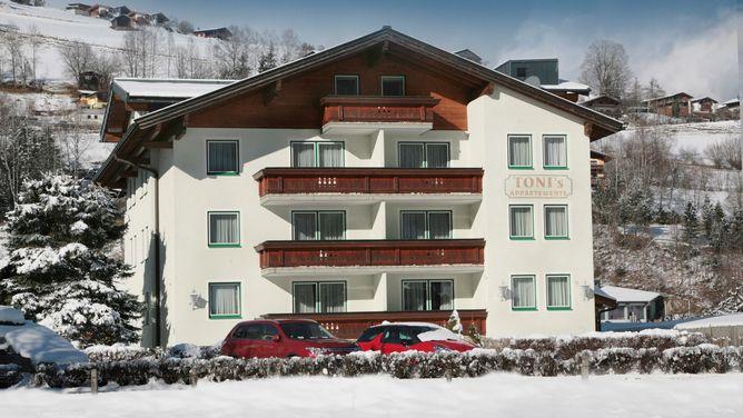 Appartementhaus Toni