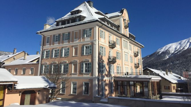 Unterkunft Hotel Engiadina, Zuoz (St. Moritz),