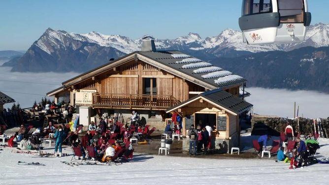 Ski holidays Flaine - ski deals - cheap ski packages - lift pass