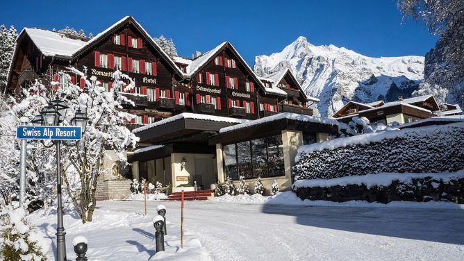 Unterkunft Romantik Hotel Schweizerhof, Grindelwald,