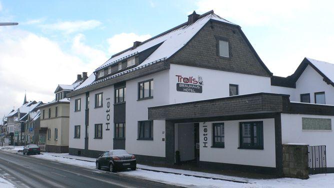 Unterkunft Hotel Troll's Brauhaus, Winterberg,