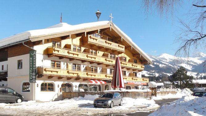 Unterkunft Hotel Alpenhof, Kitzbühel,