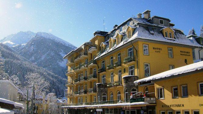 Unterkunft Hotel Mozart, Landeck,