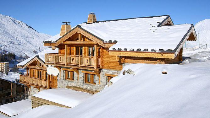 Unterkunft Chalet Leslie Alpen, Les 2 Alpes,