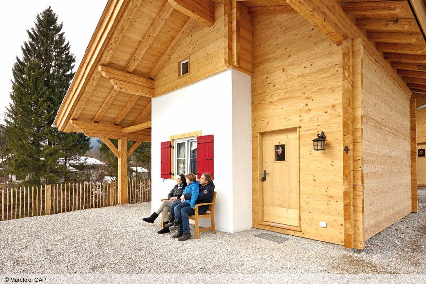 Camping Zugspitze (Berghut)