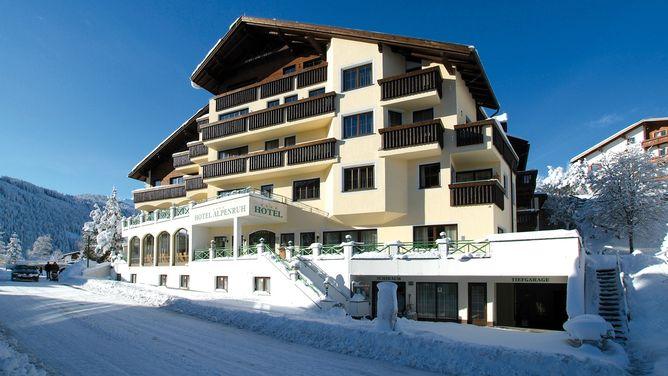 Unterkunft Hotel Alpenruh, Mürren,