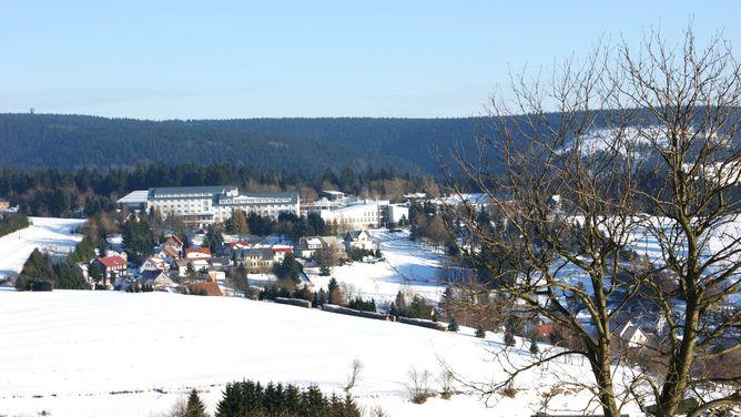 Unterkunft Werrapark Resort Hotel Heubacher Höhe, Masserberg,