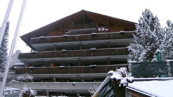 Unterkunft Apparthotel Sauvage, Grindelwald,