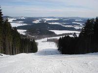 Skigebiet Horní Planá