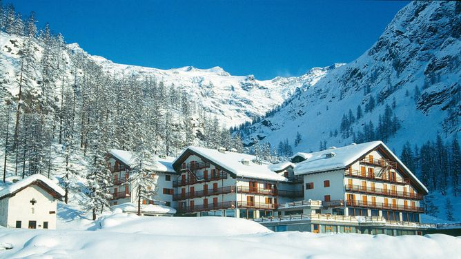 Unterkunft Hotel Monboso, Gressoney La Trinité,