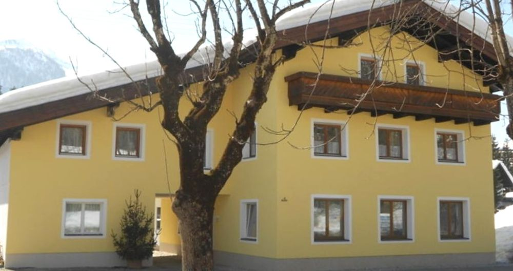 Appartement Fieberbrunn - Haus in der Sonne