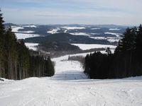 Horní Planá Skigebiet