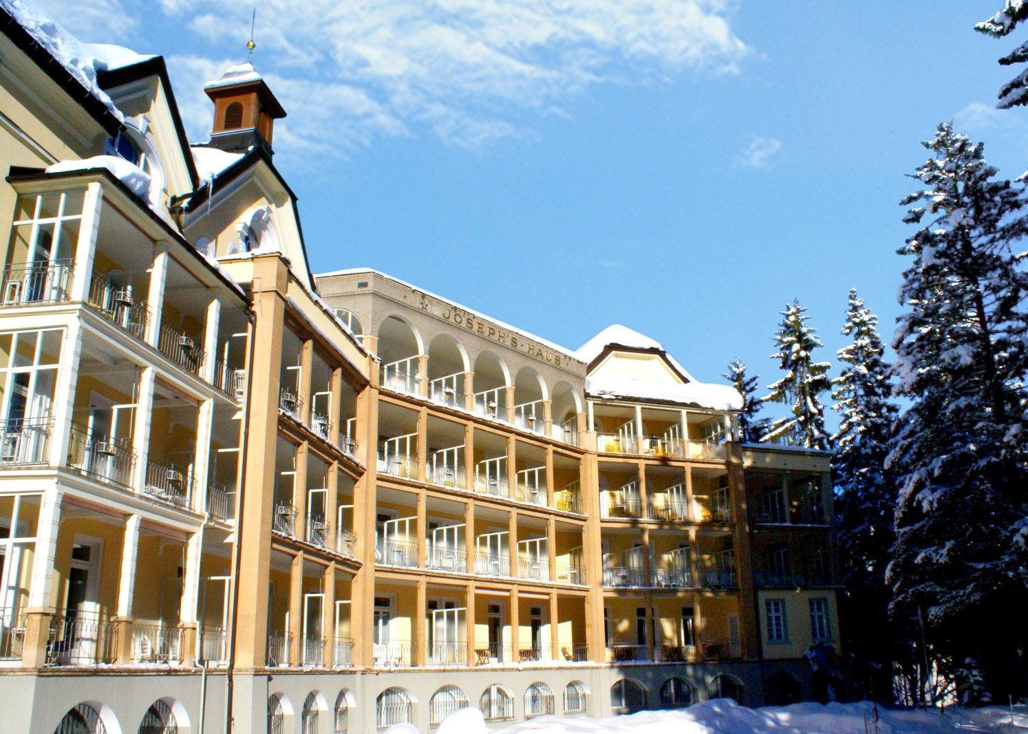 hotel josephs house