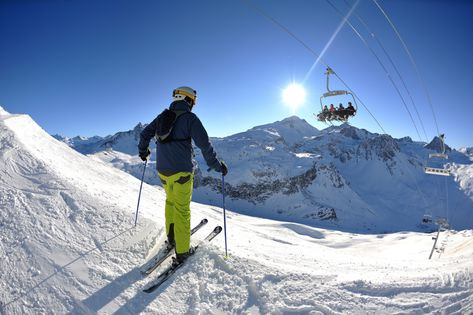 Glacier Ski Areas in Europe - Snow Guaranteed!