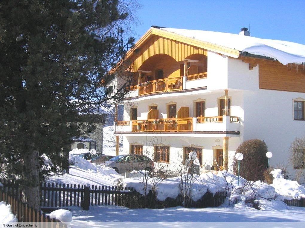 Meer info over Gasthof Embacherhof  bij Wintertrex