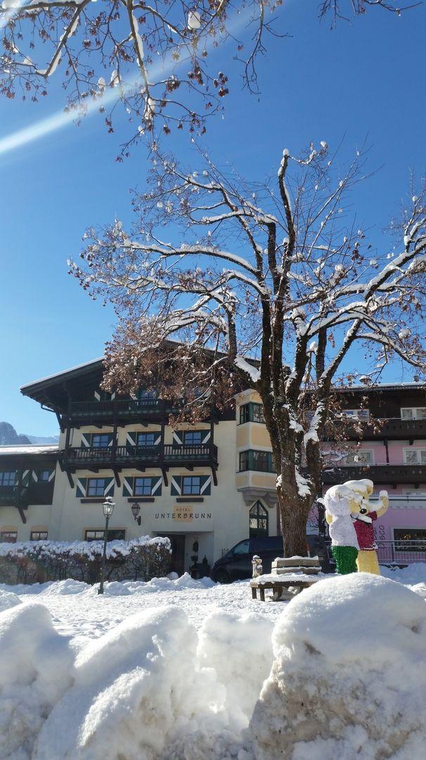 Unterkunft Hotel Unterbrunn, Neukirchen am Großvenediger,