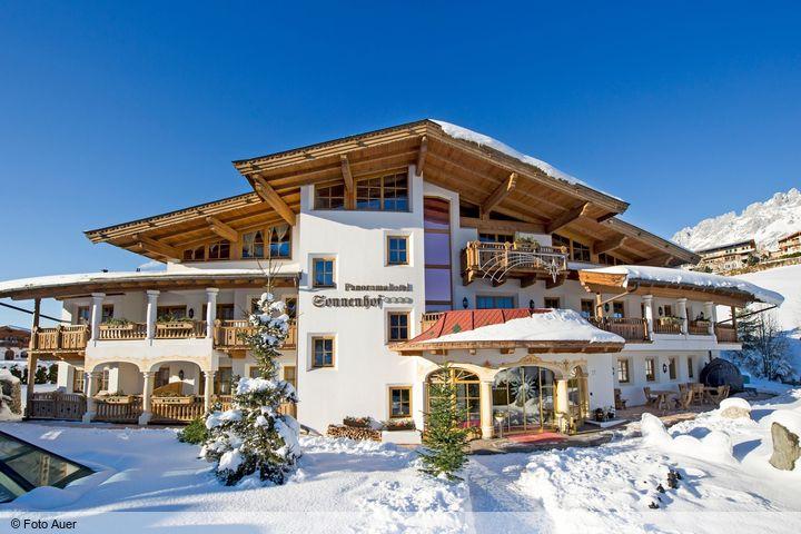 vital- und panoramahotel sonnenhof