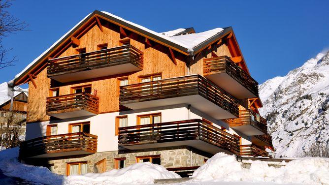 Unterkunft Les Valmonts de Vaujany, Vaujany (Alpe d'Huez),