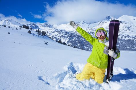Ski holidays for diabetics