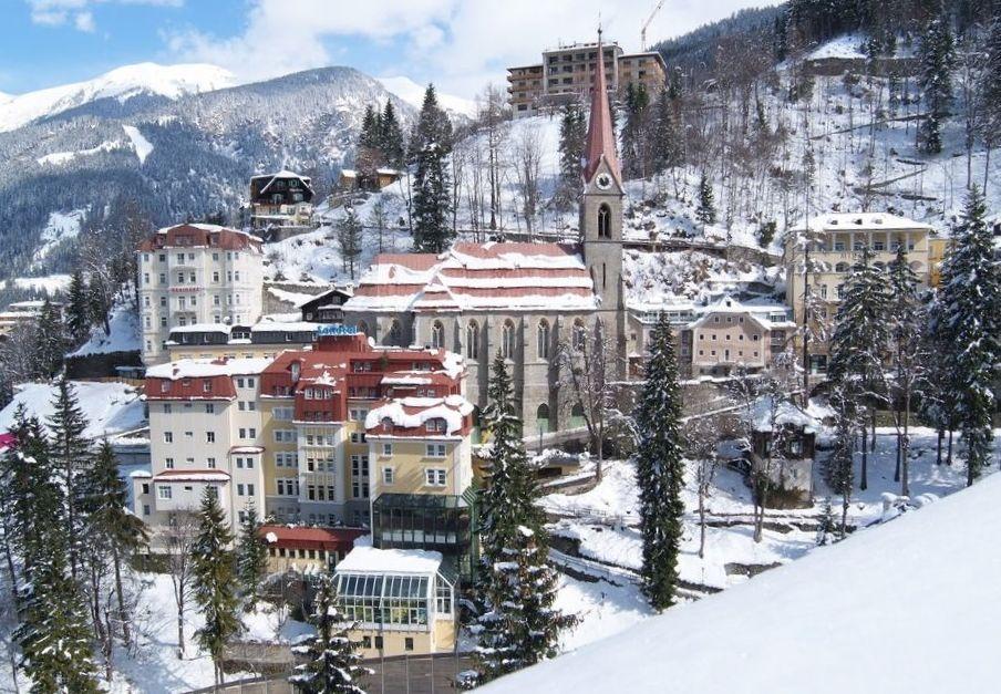 Bekijk informatie over Hotel Sanotel -  appartement inBad Gastein