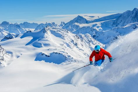 Fascination Freeride - from ski tours to deep powder snow pistes