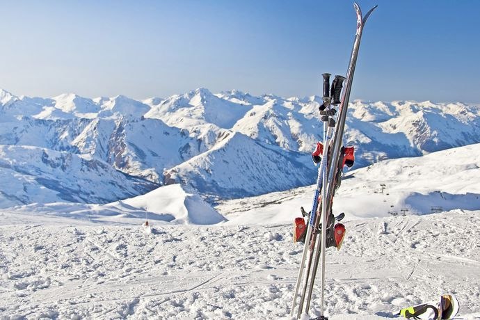 Ski holidays with Early-Booking-Reduction